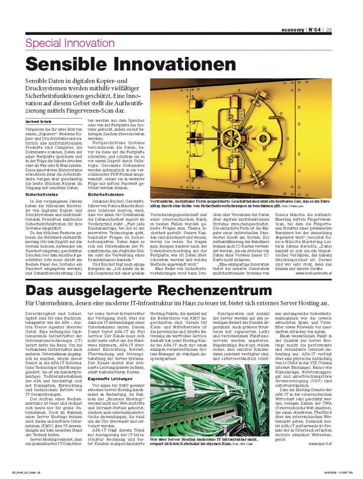 Heft Ausgabe Nr. 64 - Seite 29