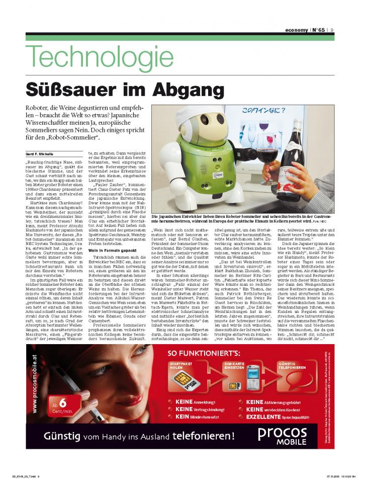 Heft Ausgabe Nr. 65 - Seite 9