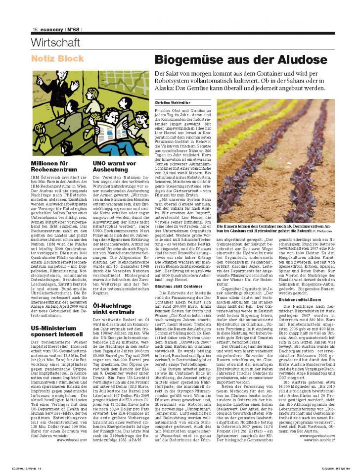 Heft Ausgabe Nr. 68 - Seite 16