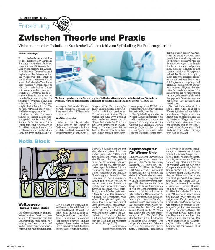 Heft Ausgabe Nr. 70 - Seite 10