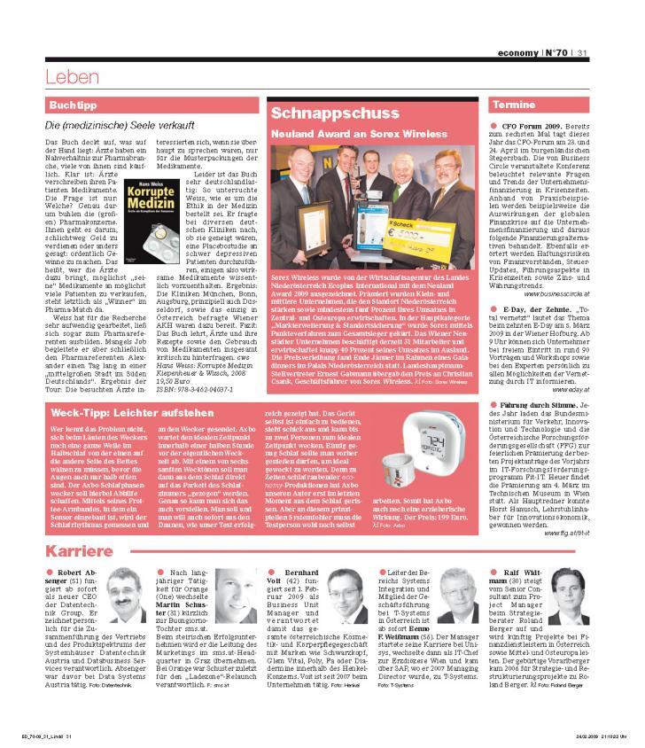 Heft Ausgabe Nr. 70 - Seite 31