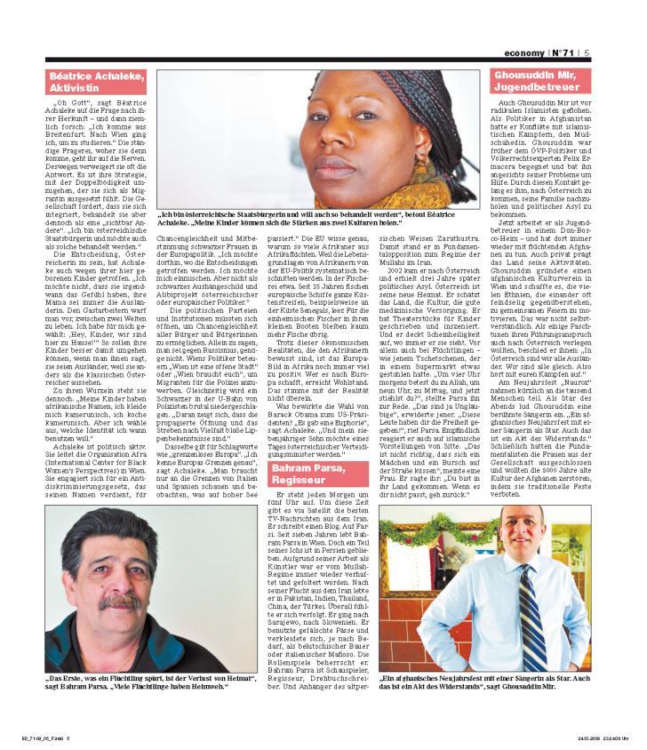 Heft Ausgabe Nr. 71 - Seite 5