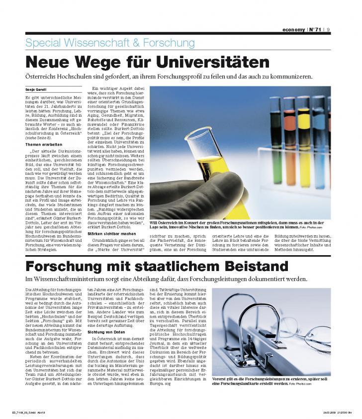 Heft Ausgabe Nr. 71 - Seite 9