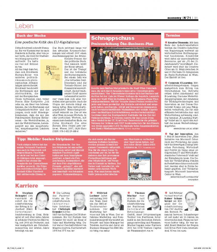 Heft Ausgabe Nr. 71 - Seite 31