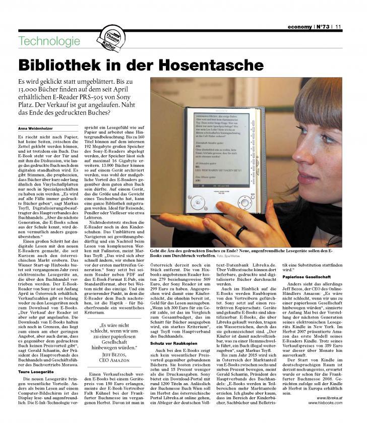 Heft Ausgabe Nr. 73 - Seite 11
