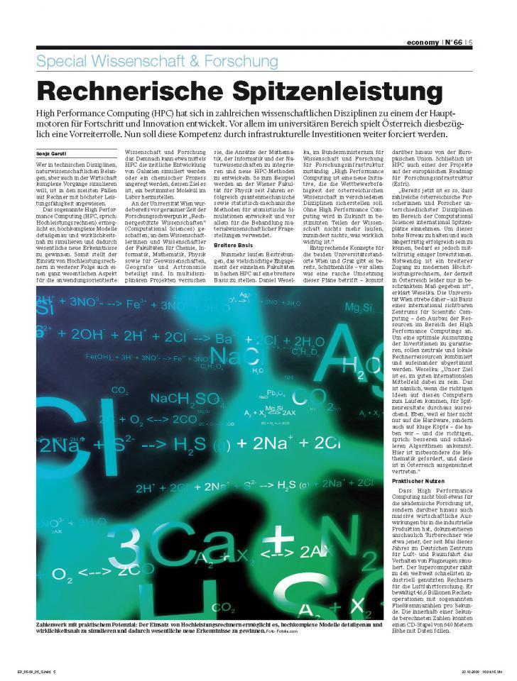 Special Wissenschaft & Forschung