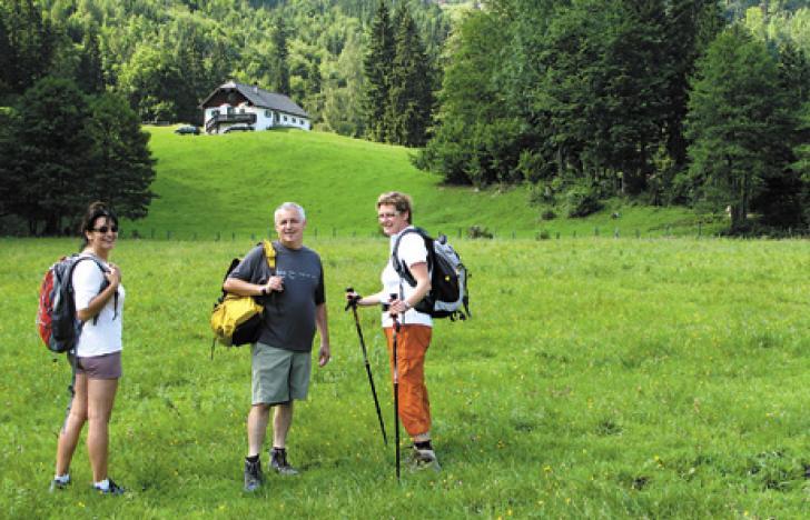 Singles auf Bergen