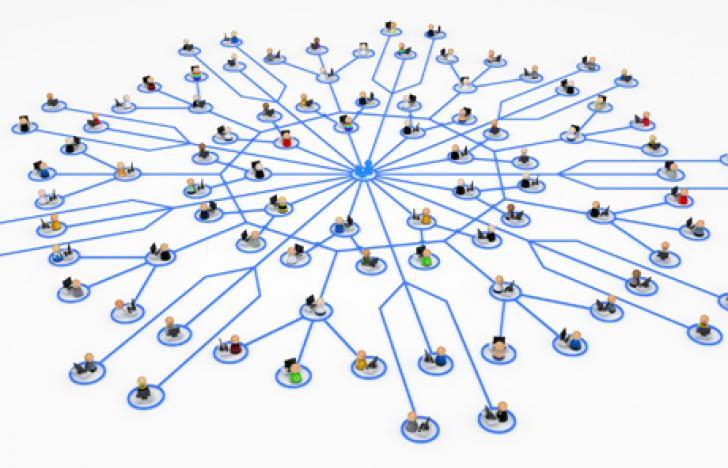 Zwei Drittel nutzen Social Networks