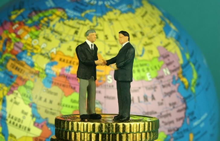 Neue globale Partnerschaft zwischen Fujitsu und SAP
