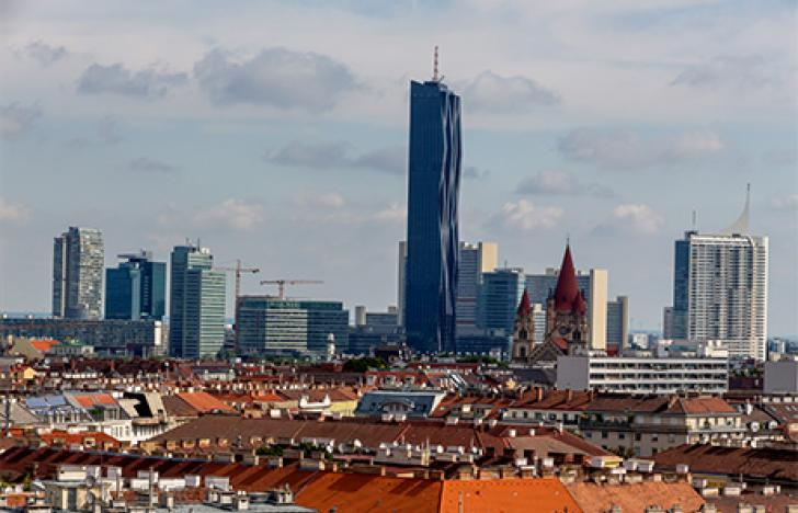 Neuer Standort in Wien