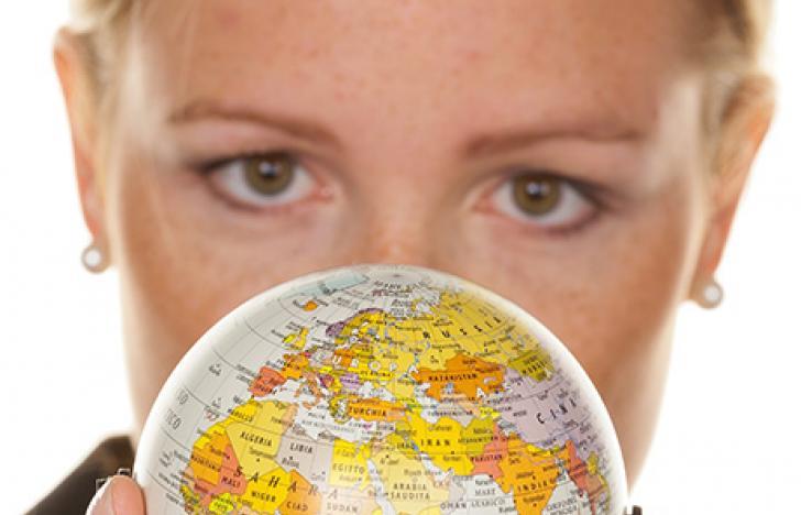 Der gesamte Markt als globale Zielgruppe