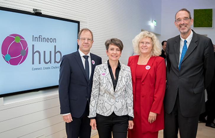 Neuer Technologie-Hub in Wien