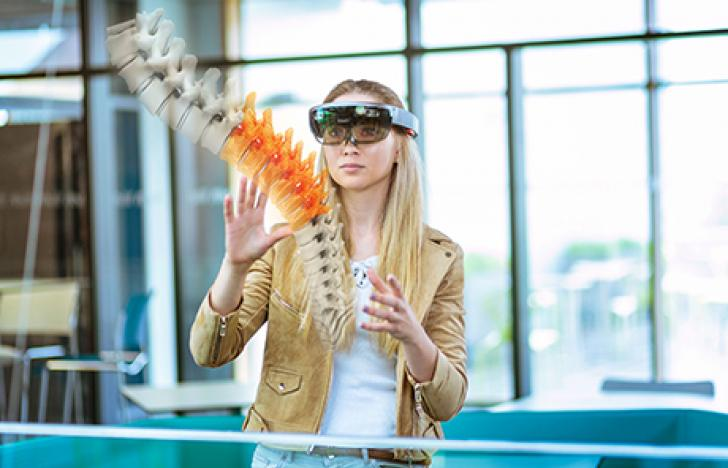 Immersive Media, Virtual Reality, IoT and Health