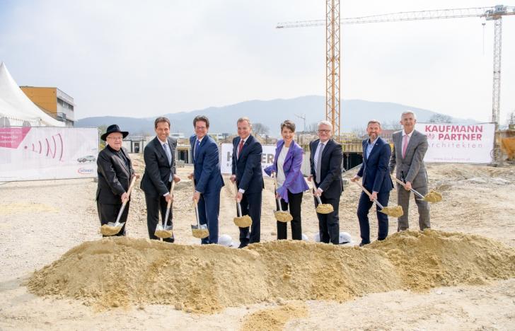 Neue Entwicklungsstandorte in Linz und Graz