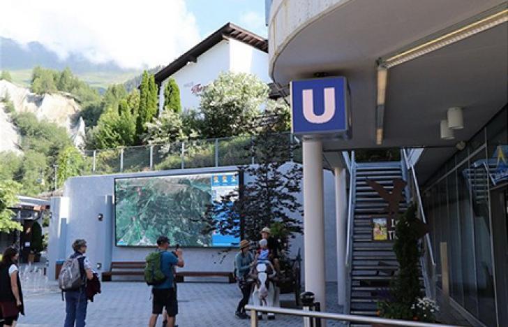U-Bahn-Innovation im Hochgebirge