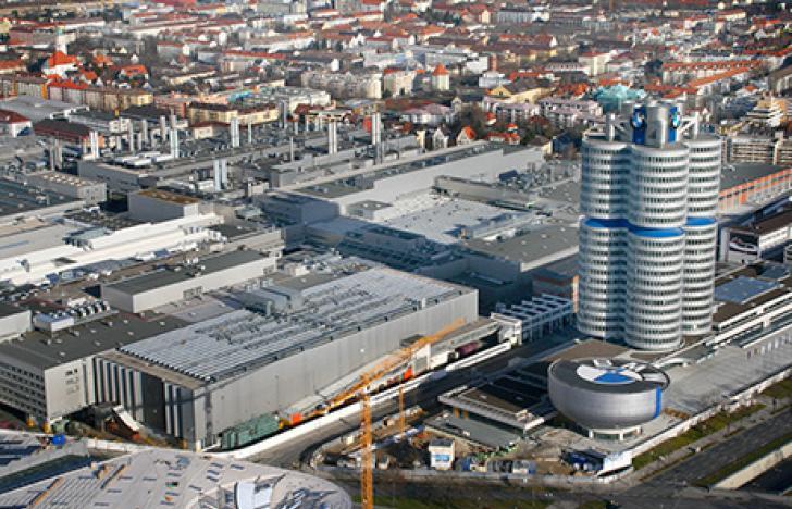 Stärkste Umsatzzuwächse für Deutsche Autoindustrie