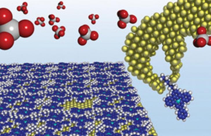 Nanostrukturen auf Knopfdruck